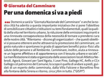 Giornale di Sicilia (10 ottobre 2014)